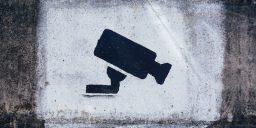 cartello di videosorveglianza