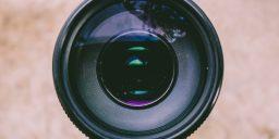 obiettivo telecamera videosorveglianza
